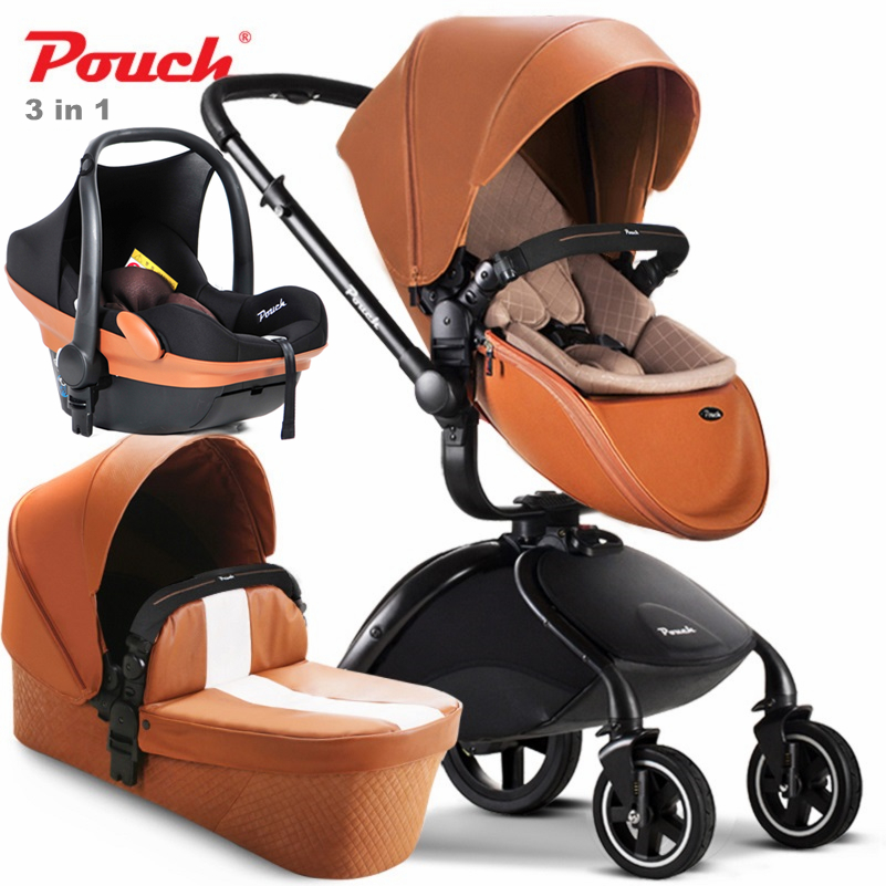 luxury-baby-prams-3-in-1-cart-baby-stroller-puchair-independent-bassinet-safety-car-seat