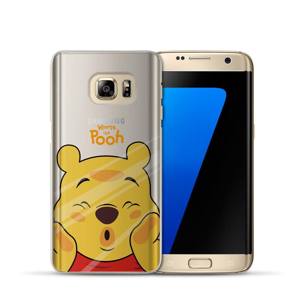 Mickey Minnie Case For Coque Samsung Galaxy Grand Prime S5 S6 S7 ...