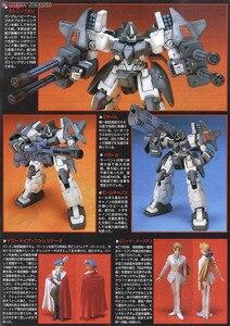 Image 4 - Bandai Gundam HG טלוויזיה 1/100 נחש CUSTOM EW 07 נייד חליפת להרכיב דגם ערכות פעולה דמויות צעצועי ילדים