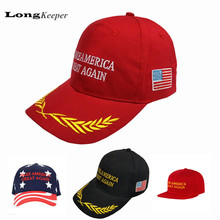 Al por mayor hace América grande otra vez sombrero Snapback Caps Hip Hop Cap  Donald Trump estilo gorra de béisbol ee.uu. tapas c. 4d7a8d4b5a5
