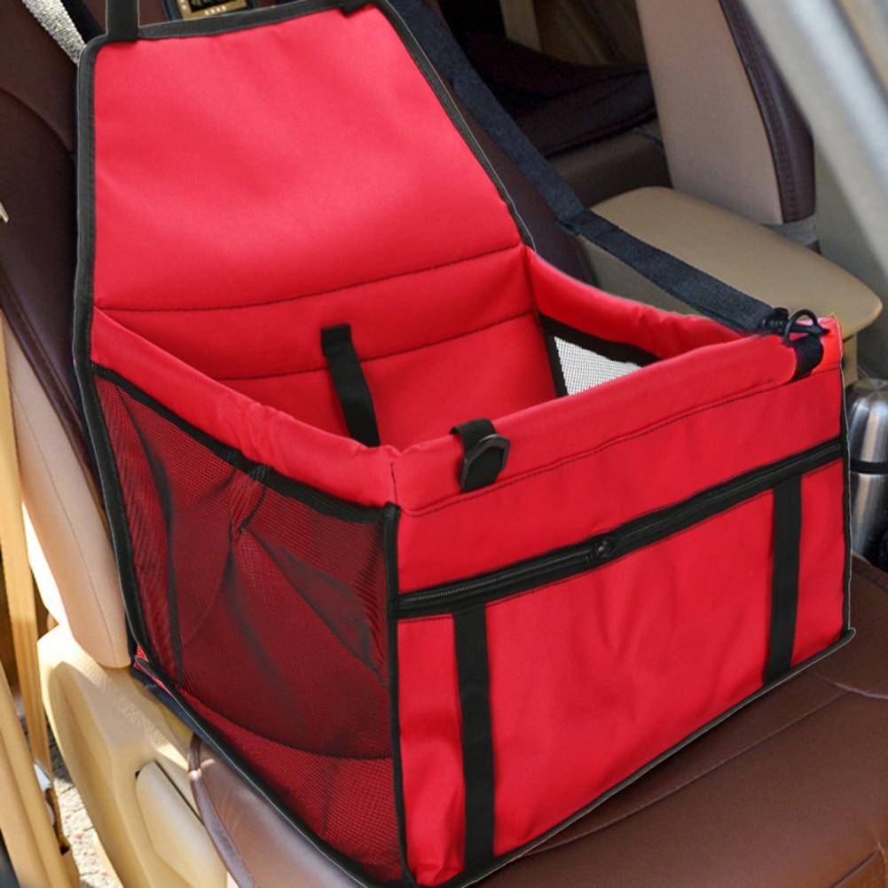 Hund Taschenträger Katze Carring Pet Auto Sitzbezug wasserdichte Reisetasche für Kleinen Hund Welpen Katzen Durchführung Hund produkte