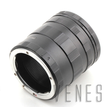 Venes ニコン F デジタル一眼レフカメラマクロ延長チューブ D850 、 D7500 、 D5600 、 D3400 、 D500 、 d5 、 D810A 、 D7200 、 D5500 、 D750 、 D810