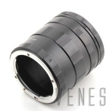 Venes Suit For Nikon F DSLR Camera Macro Extension Tube D850, D7500, D5600, D3400, D500, D5, D810A, D7200, D5500, D750, D810