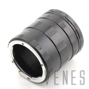 Image 1 - Venes Suit Para Nikon F DSLR Camera Macro Tubo de Extensão D850, D7500, D5600, D3400, D500, d5, D810A, D7200, D5500, D750, D810