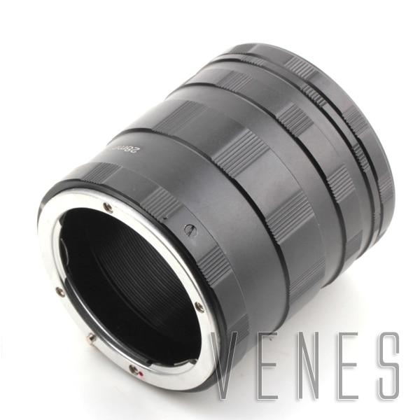 Venes Suit Para Nikon F DSLR Camera Macro Tubo de Extensão D850, D7500, D5600, D3400, D500, d5, D810A, D7200, D5500, D750, D810