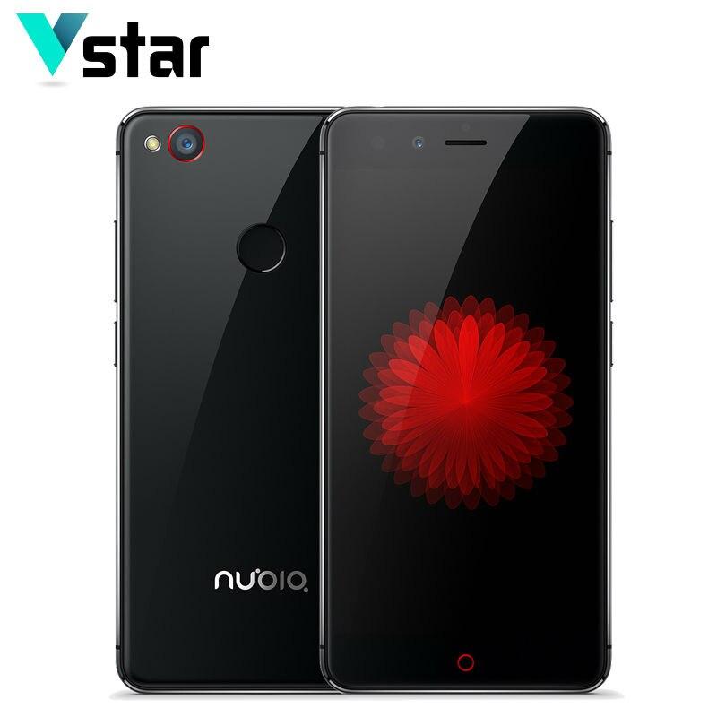 2016 ZTE NUBIA Z11 Mini Fingerprint Octa Core 64GB ROM 5 0 font b Smartphone b