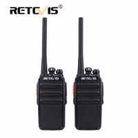 2pcs Retevis RT24 Walkie Talkie 0 5W 2W UHF 400 470MHz PMR446 License Free VOX Scan