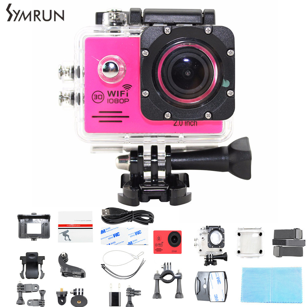 ФОТО Original SJ4000 camera Camera wifi waterproof Action Camera action camera Diving 30M 1080P Full HD Underwater Sports Cam DV