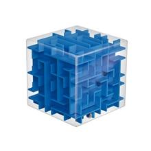 Катящийся magicos cubos chilren лабиринт магический головоломка куб взрослый обучающие шар