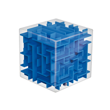 Chilren cubos magicos maze labyrinth rolling learning puzzle cube adult speed