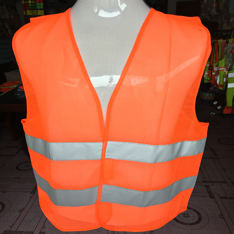 2017 New Reflective safety Vest Brand Zojo working vest Safety Clothing Unisex Coveralls V001 4