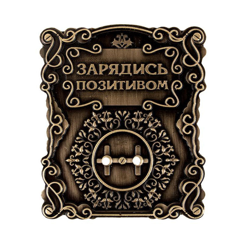 New arrival boutique antique amulet furniture.outlet cover socket for office house ornament.magic gift bring Positivity to stuff
