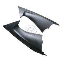 Air Dust Cover Fairing Insert Part Plastic case for Yamaha YZFR6 YZF R6 2008 2014