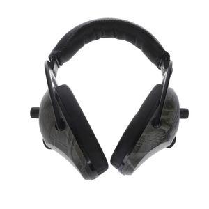 Image 1 - Free shipping Electronic Ear Muff Headphones Gun Shooting Protection Hunting Plugs Outdoor