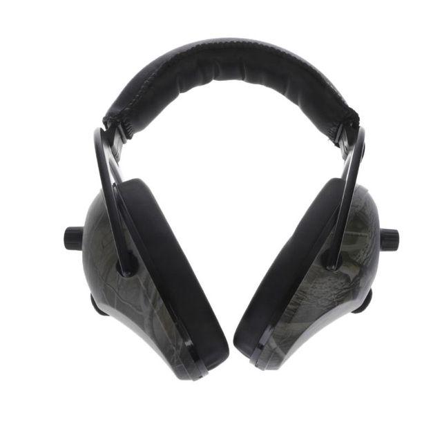 Free shipping Electronic Ear Muff Headphones Gun Shooting Protection Hunting Plugs Outdoor