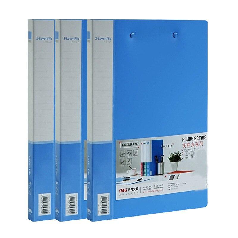A4 Double Power File Folder 5302 Office Business Folders Storage
