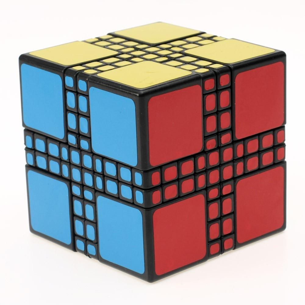 1pcs New Magic Cube Game Cube Magic Cube Puzzle Keyring Keychain #2