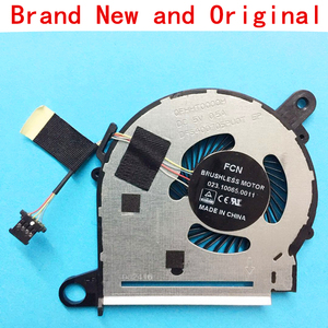 Новый вентилятор охлаждения процессора ноутбука, радиатор для ноутбука HP PAVILION X360 13-U116TU 13-U016TU 13-U017TU 13-U018TU 855966-001