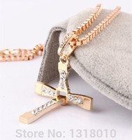THE FAST AND FURIOUS DOMINIC TORETTO S GOLD CROSS PENDANT NECKLACE