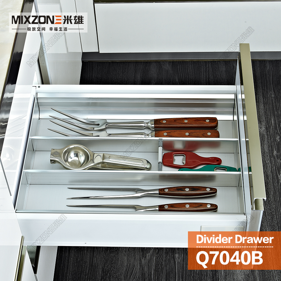 trays flatware kitchen holders organizers silverware drawer organizer utensil s the dream