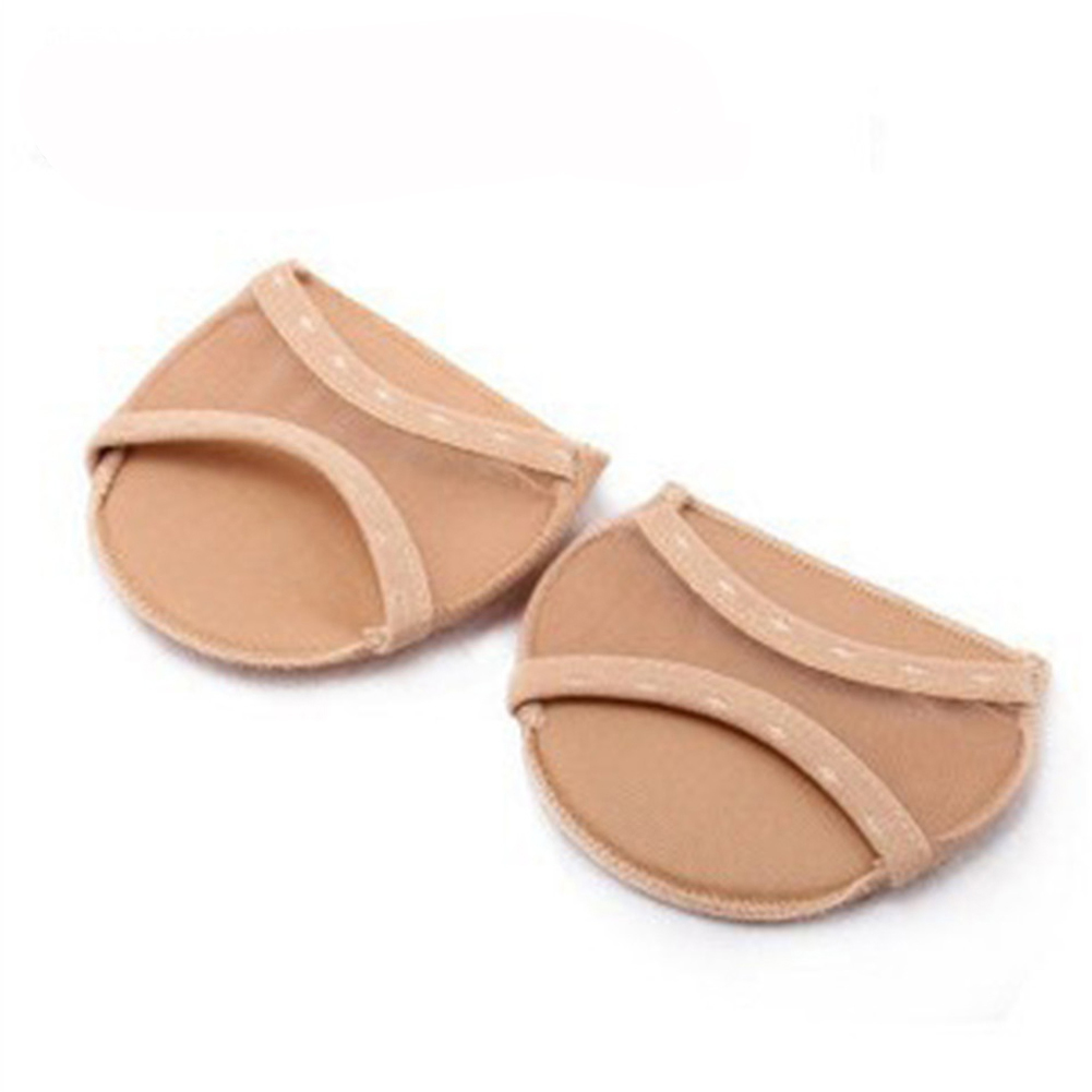 1Pair Girls Lady High Heel Shoes Pads Fore Foot Care Protector Insoles Pads Cushion New Solid Sweat-Absorbant Comfortable Insert рубашка fore axel