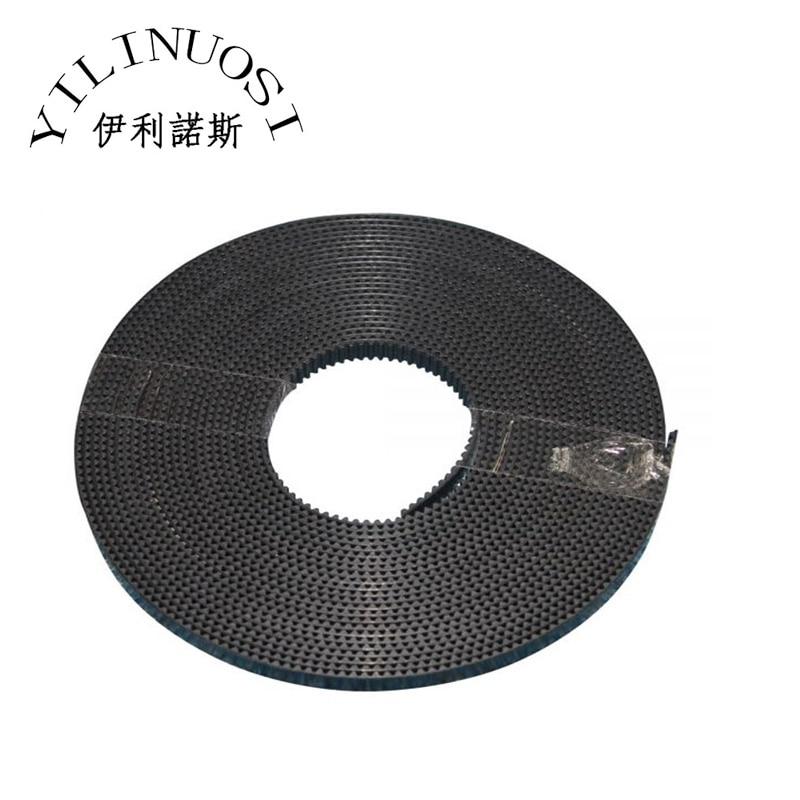 X Axis 10Meters 10 HTD3 10000 Width 10mm Timing Belt for Infiniti Challenger Xaar Printhead Inkjet
