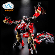 Lensple Transformation Dark of The Moon THF-02 THF02 Leadfoot Deluxe DA34 Alliance Movie 3 Action Figure Collection Robot Toys цена