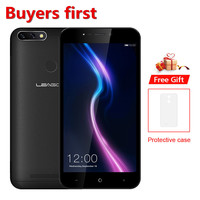 NEW LEAGOO POWER 2 Pro 5.2HD Mobile Phone Android 8.1 MTK6739 Quad Core RAM 2GB ROM 16GB 4000mAh Face ID 8MP 4G LTE Smartphone