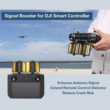 Signal Booster Antenna Amplifier Range Extender Foldable Game Accessories for DJI MAVIC 2 Drone Remote Controller antenna range extender signal booster amplifier for phantom 2