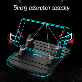 Car Dashboard Non-slip Mat Mount Phone Holder Automotive