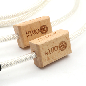 Image 3 - Nordost Odin Supreme Reference audio XLR Cable interconnect Balance cable with carbon finer XLR  plug
