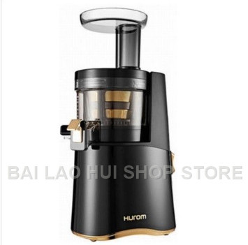 Hurom Alpha H-AA-LBF17 Press Health Juicer Machine 60HZ 220~240V Black Gold by health 1220mg 60