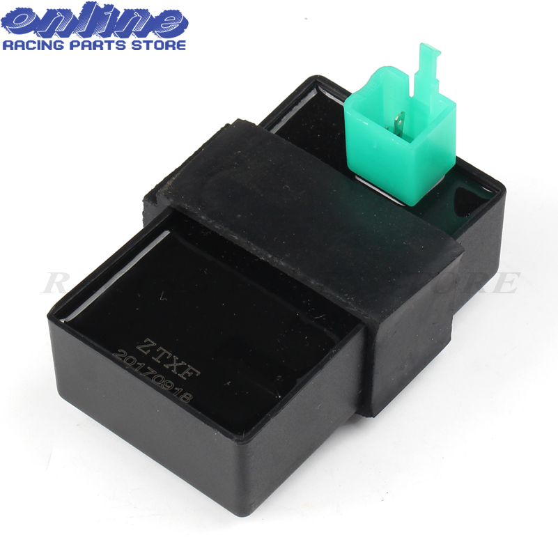 Automobiles & Motorcycles Useful Ignition Dc 4 Pin Cdi Box For 50cc 70cc 90cc 110cc 125cc 140cc 150cc 160cc Engine Pit Dirt Monkey Bike Atv Quad Scooter Moped