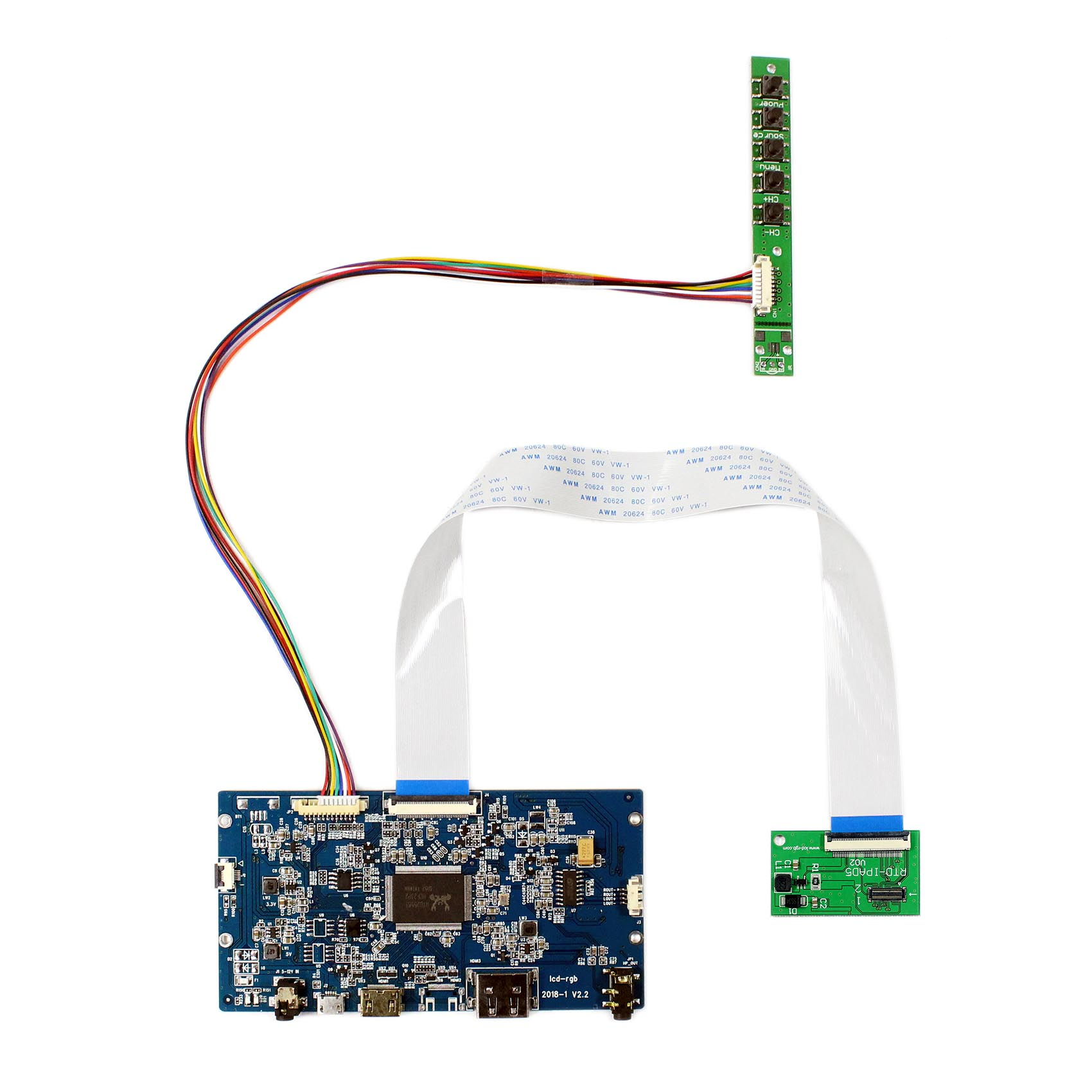 HDMI LCD Controller Board For 9 7 LP097QX2 LTL097QL02 1536X2048 IPS LCD Screen