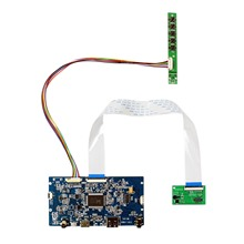 "HDMI LCD CONTROLLER BOARD สำหรับ 9.7 ""LP097QX2 LTL097QL02 1536X2048 IPS หน้าจอ LCD"