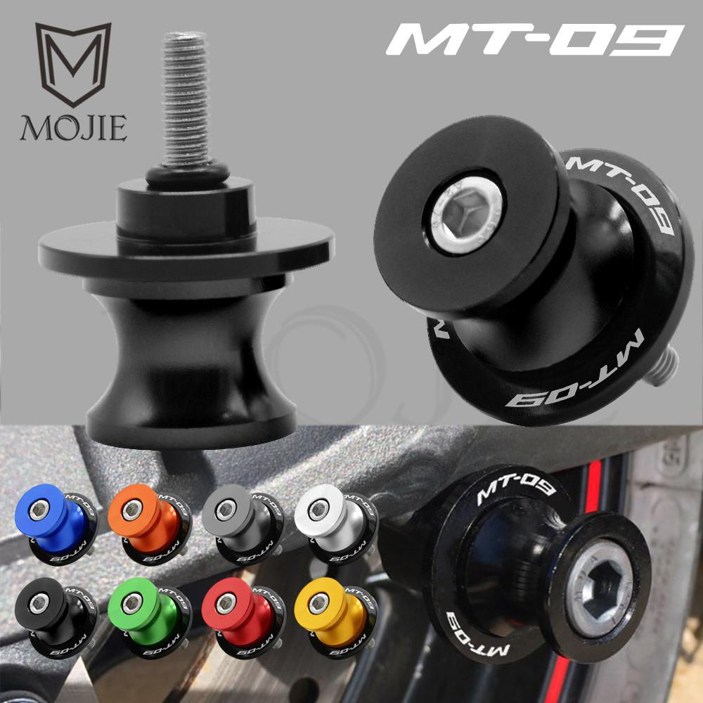 Swingarm Stand Motorcycle Stand Paddock 6MM Sliders Spools For YAMAHA MT-09 Tracer MT09 MT 09 FJ-09 FZ-09 FJ09 FZ09 2014-2015