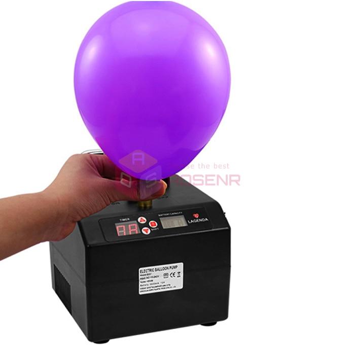 B231 Portable Electric Balloon Pump Balloon Inflator Party Air Blower