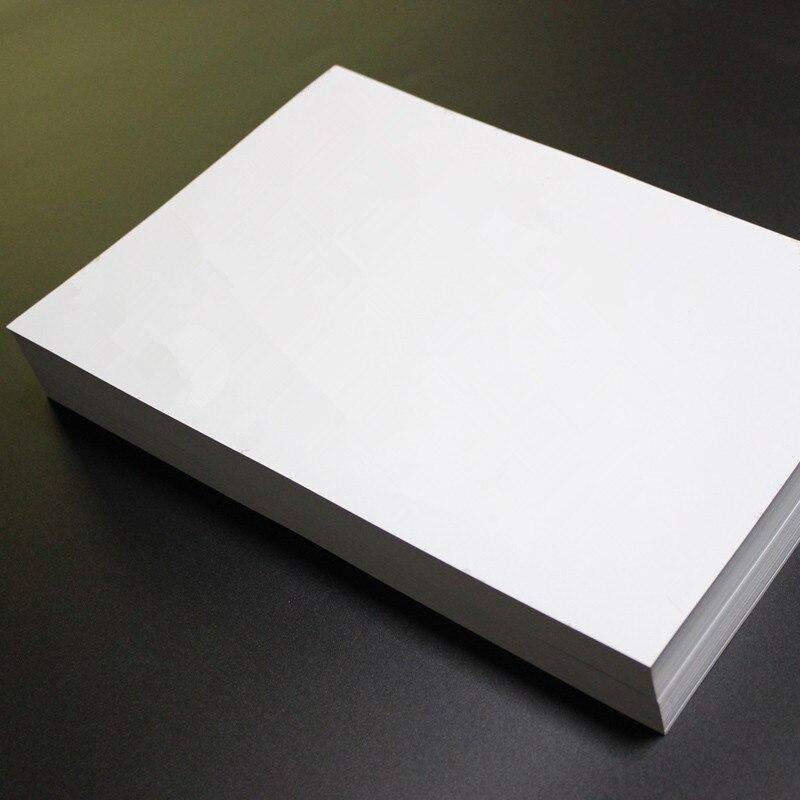 100 шт./лот 3R 4R 5R 6R 8R A4 A5 A6 фотобумага Водонепроницаемая глянцевая печать фотобумага для струйного принтера товары для дома