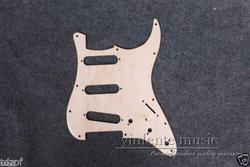 ST gitara elektryczna futerał z drewna klonowego system rozrachunku papierów wartościowych Strat części do gitary elektrycznej gitara części i akcesoria
