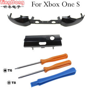 Tingdong Bumpers-Buttons S-Controller Xbox-One Screwdriver-Tools Microsoft with Rb Lb