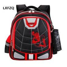 Kinder schultaschen oder thopedic schultasche kinder rucksäcke Spiderman schule rucksack Jungen grundschule rucksack sac enfant ccc