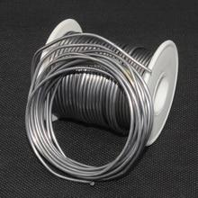 2,00 мм * 3 м/6 м флюс-cored провода перетермия алюминиевая Сварка припой сварочные стержни провода электрод для сварочных инструментов