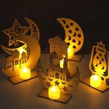 ユニコーン月は夜の光の漫画寝室の装飾の夜ランプベビーキッズ誕生日クリスマスギフトラマダン満月の夜ランプ