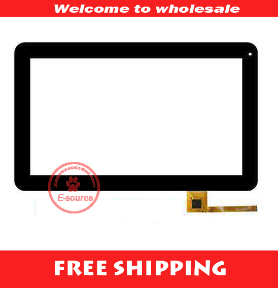 FPC-TP101008(M109)-04 TP101008 257*159.5mm 10.1 inch Tablet 12Pins Touch screen touch Panel Digitizer Glass for MID