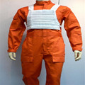 Mais recente fantasia x-asa piloto combatente rebelde flak vest star wars cosplay trajes jumpsuit + branco s-xxl