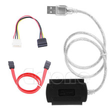 Для жесткого диска 2,5/3,5 SATA/PATA/IDE для адаптера USB 2,0