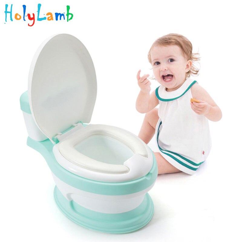 NEW BABY TODDLER POTTY TOILET SEAT TRAINER CHILDREN TRAINING NURSERY PEE URINAL