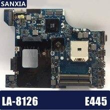 KEFU Валя LA-8126 материнской платы ноутбука для lenovo E445 Тесты original платы AMD Графика карты