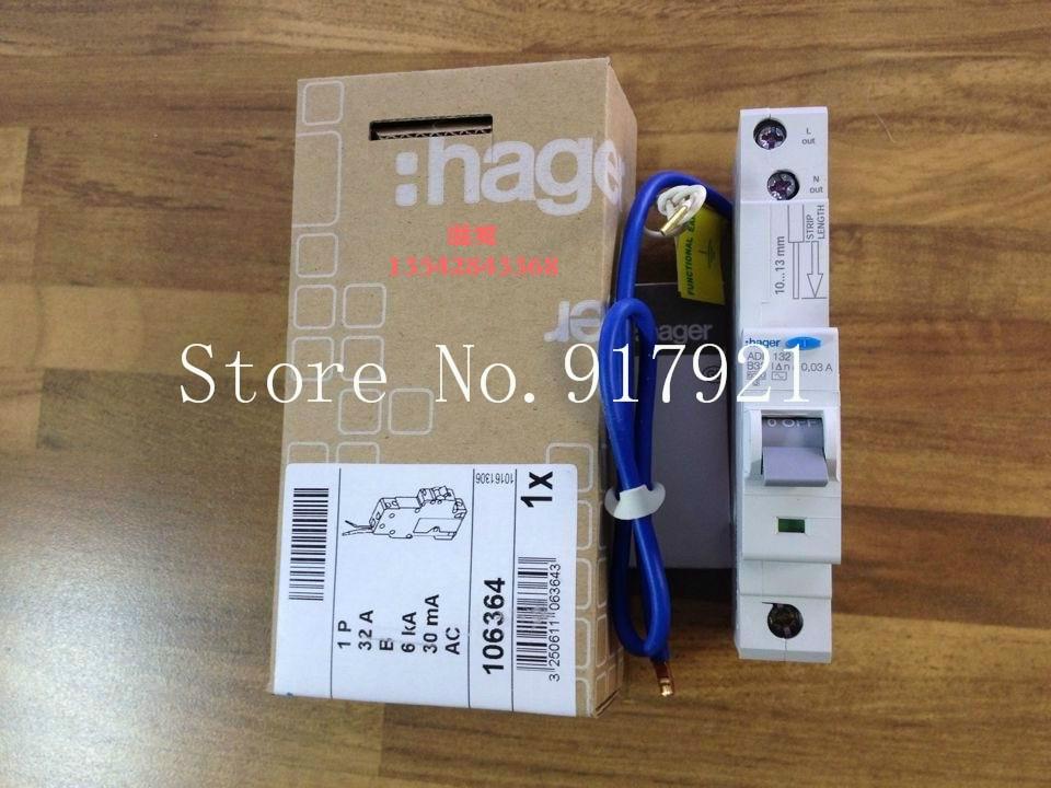 zob hagrid adn132 interruptor de vazamento eletrico 5 pcs lote