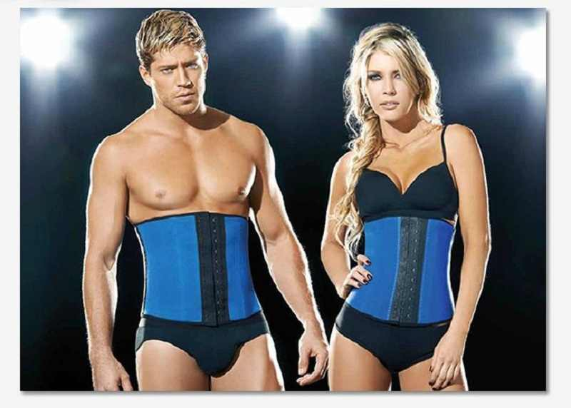 fa9f900ae8 ... Hot Products Neoprene Waist Trainer Body Shaper Zipper Corsets Wrap  Belt Sauna Shapewear Slimming Vest Plus ...